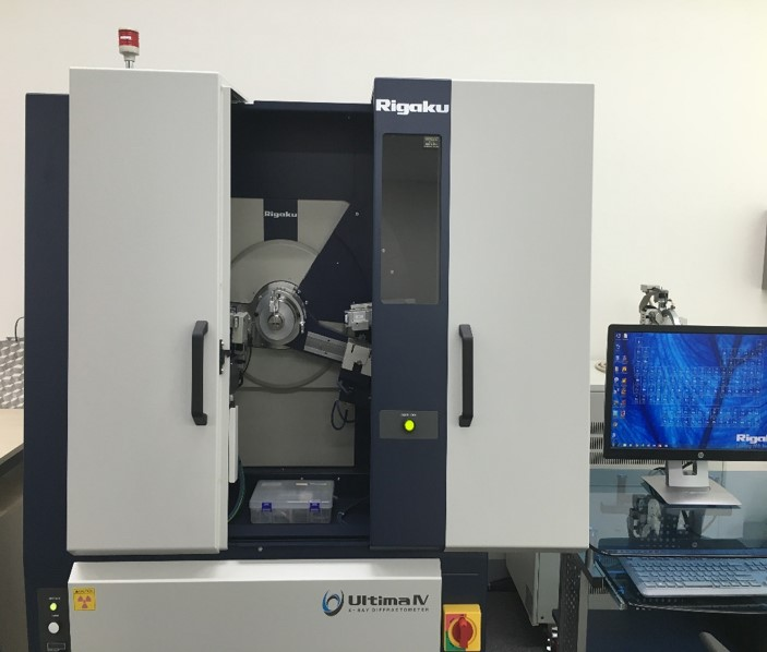 X-Ray Diffractometer system (Ultima IV)